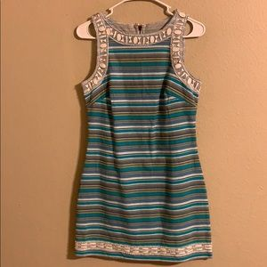 Free People New Romantics striped dress size 4